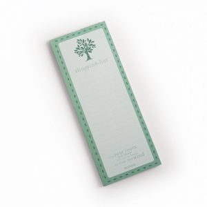 Image shows Tree Scribblz Notepad