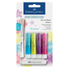 Gelatos tropical colours Faber Castell