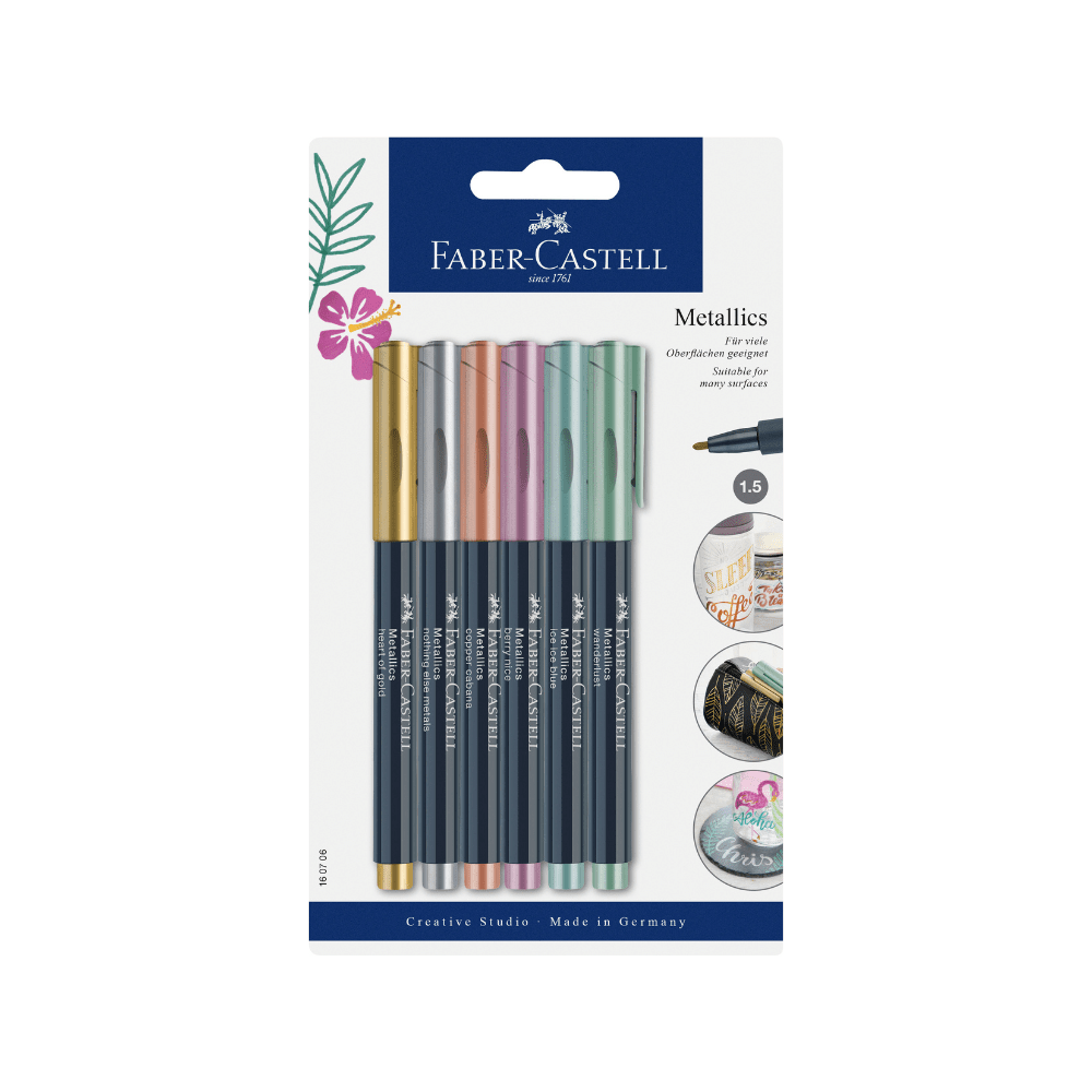 Markers for bullet journaling