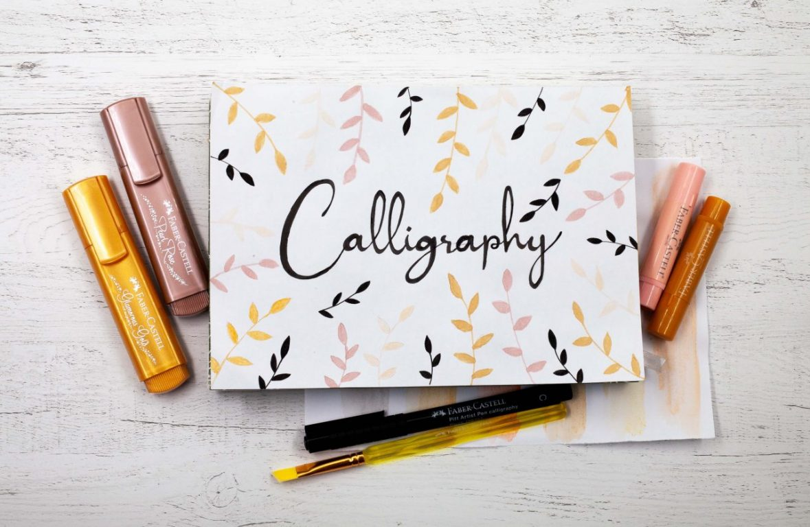 4 Tips On How To Start Learning Calligraphy
